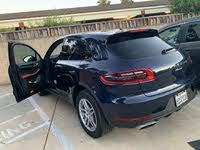 2018 Porsche Macan Picture Gallery
