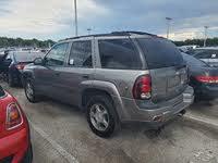 2008 Chevrolet TrailBlazer Picture Gallery