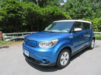 Picture of 2015 Kia Soul EV Wagon, exterior, gallery_worthy