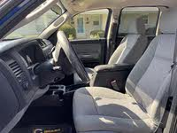 Picture of 2008 Dodge Dakota SXT Crew Cab 4WD, interior, gallery_worthy