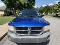 Picture of 2008 Dodge Dakota SXT Crew Cab 4WD, exterior, gallery_worthy