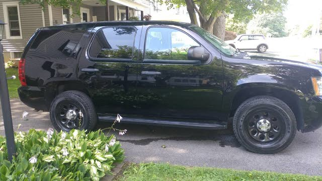 Picture of 2012 Chevrolet Tahoe LS 4WD, exterior, gallery_worthy
