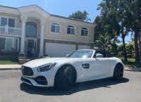 2019 Mercedes-Benz AMG GT Overview