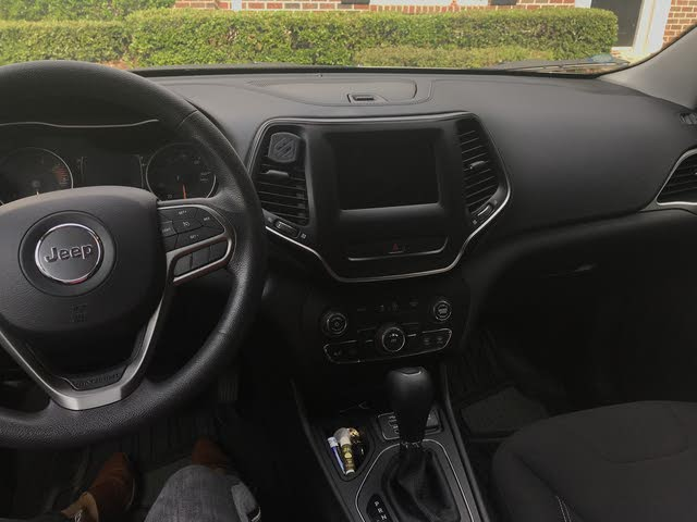Jeep Latitude Interior