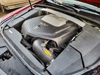 Picture of 2010 Cadillac CTS-V RWD, engine, gallery_worthy