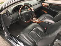 Picture of 2004 Mercedes-Benz CL-Class CL 600 Turbo Coupe, interior, gallery_worthy