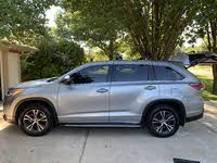 Picture of 2016 Toyota Highlander XLE, exterior, gallery_worthy