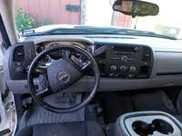 Picture of 2014 GMC Sierra 2500HD Work Truck Crew Cab SB 4WD, interior, gallery_worthy