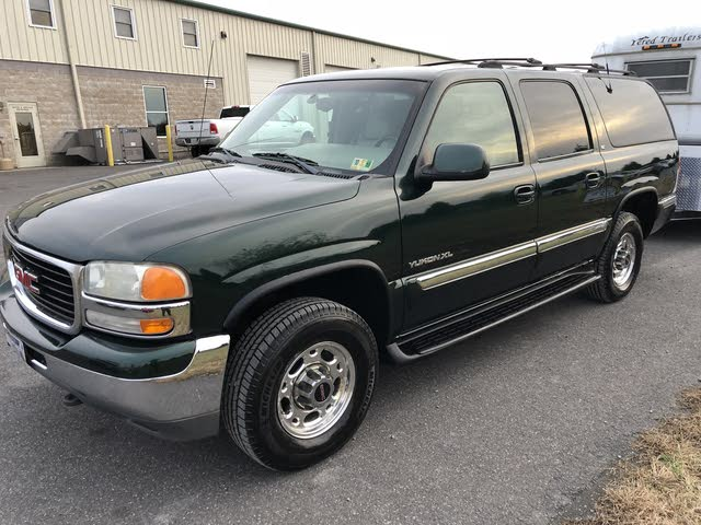 Picture of 2001 GMC Yukon XL 2500 SLT 4WD