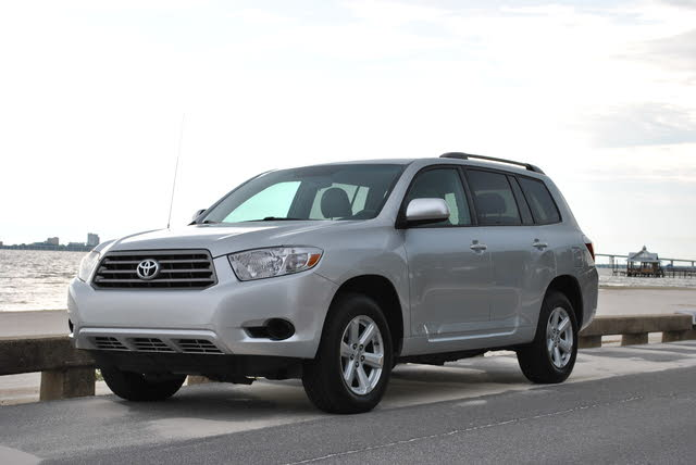 Picture of 2010 Toyota Highlander Base, gallery_worthy