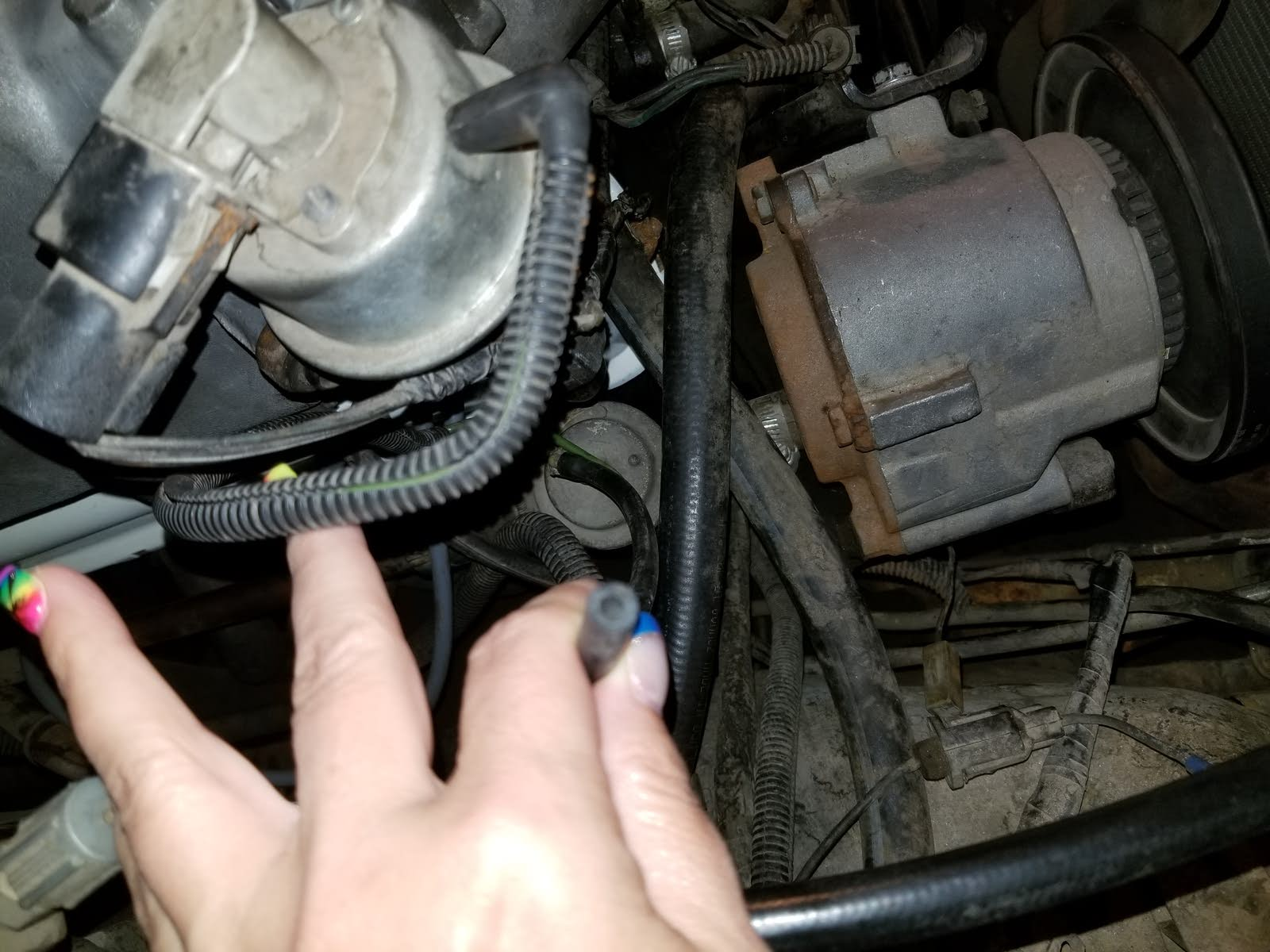 Ford F-150 Questions - I am looking for a vac hose ... on 1984 corvette wiring diagram, 68 camaro wiring diagram, 66 impala wiring diagram, 85 mustang transmission, 72 nova wiring diagram, 85 mustang exhaust, 85 mustang fuse box diagram, 70 duster wiring diagram, 66 chevelle wiring diagram, 85 mustang clutch, 70 nova wiring diagram, 85 mustang engine, 85 mustang starter, 69 camaro wiring diagram, 87 corvette wiring diagram, 72 chevelle wiring diagram, 2010 mustang fuse box diagram, 66 corvette wiring diagram, 68 nova wiring diagram, 85 mustang charging system,