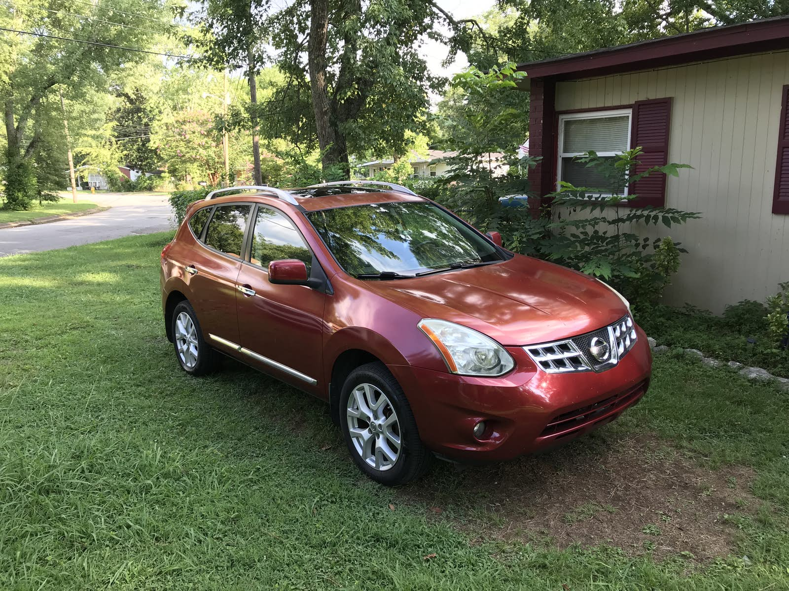 Nissan Rogue Questions - Over the past 2 months my gas