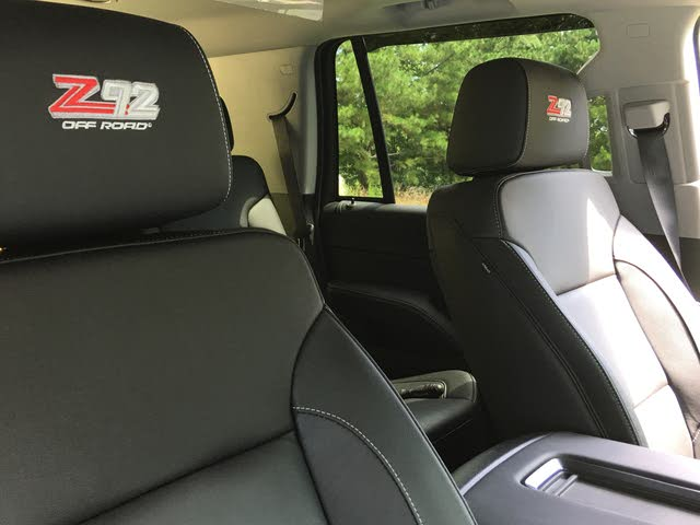 Picture of 2019 Chevrolet Tahoe LT 4WD, interior, gallery_worthy