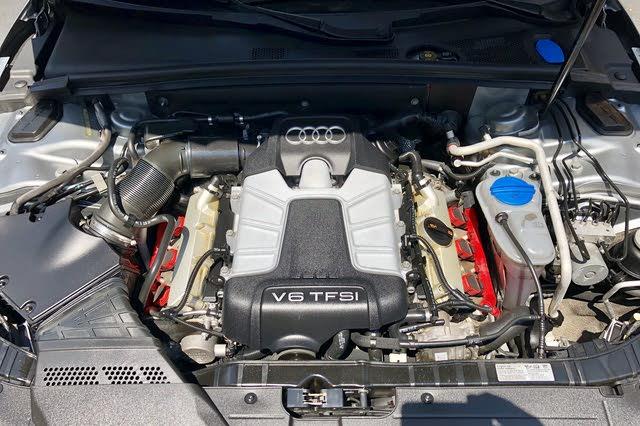 Picture of 2011 Audi S4 3.0T quattro Premium Plus Sedan AWD, engine, gallery_worthy