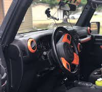 Picture of 2017 Jeep Wrangler Unlimited Sport 4WD, interior, gallery_worthy