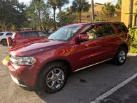 2013 Dodge Durango Picture Gallery