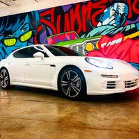Picture of 2014 Porsche Panamera Turbo S, exterior, gallery_worthy