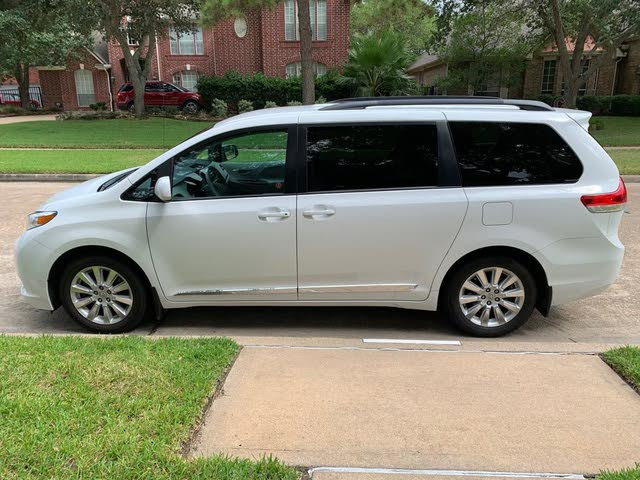 Picture of 2011 Toyota Sienna LE 7-Passenger V6 AWD
