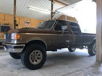 Picture of 1989 Ford F-350 XLT Lariat Crew Cab 4WD LB, exterior, gallery_worthy