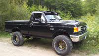 Picture of 1990 Ford F-150 XLT Lariat 4WD SB, exterior, gallery_worthy