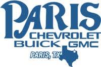 Paris Chevrolet Buick GMC logo