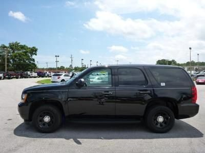 Picture of 2012 Chevrolet Tahoe Special Service 4WD