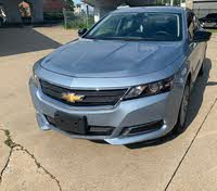 Picture of 2015 Chevrolet Impala LS FWD, exterior, gallery_worthy