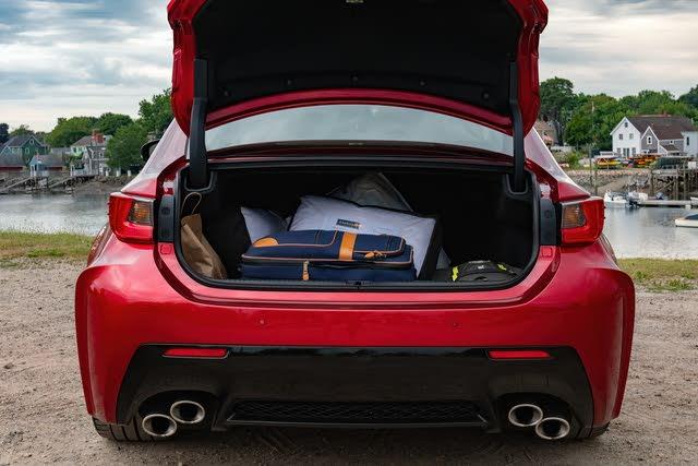 2019 Lexus Rc F Overview Cargurus