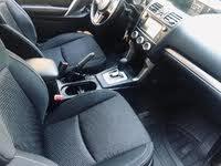 Picture of 2017 Subaru Forester 2.5i Premium, interior, gallery_worthy