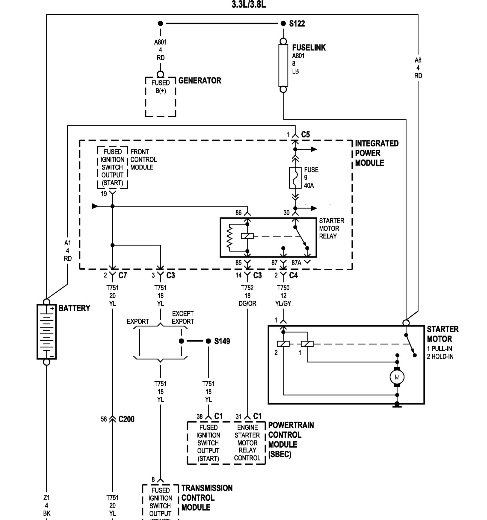98 dodge caravan wiring diagram  wiring diagram circuit