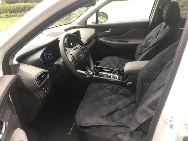 Picture of 2019 Hyundai Santa Fe 2.4L SE AWD, interior, gallery_worthy