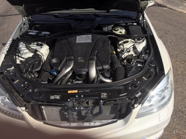 Picture of 2012 Mercedes-Benz S-Class S 550, engine, gallery_worthy