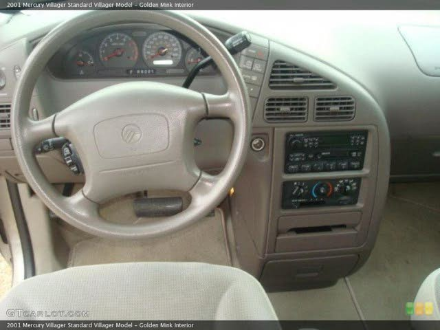 Picture of 2001 Mercury Villager 4 Dr STD Passenger Van, interior, gallery_worthy