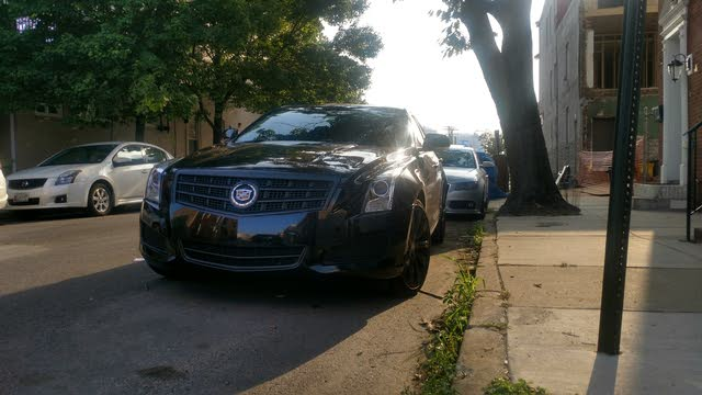 Picture of 2013 Cadillac ATS 2.0T Luxury AWD, exterior, gallery_worthy