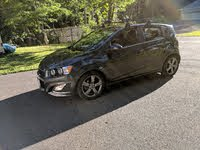 Picture of 2016 Chevrolet Sonic RS Hatchback FWD, exterior, gallery_worthy