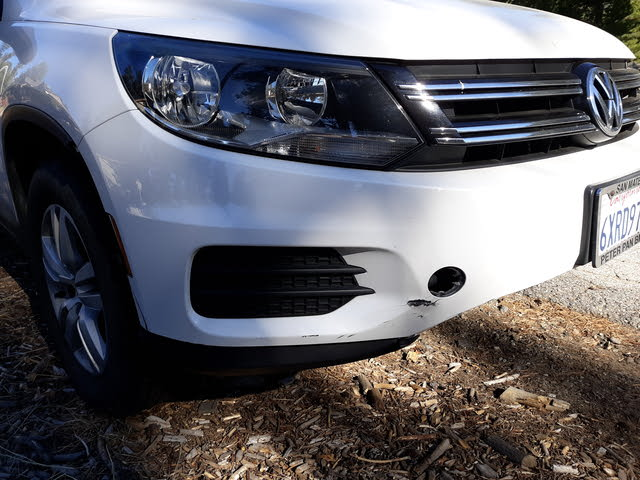 Picture of 2012 Volkswagen Tiguan SEL