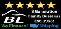 B&L Auto Sales logo