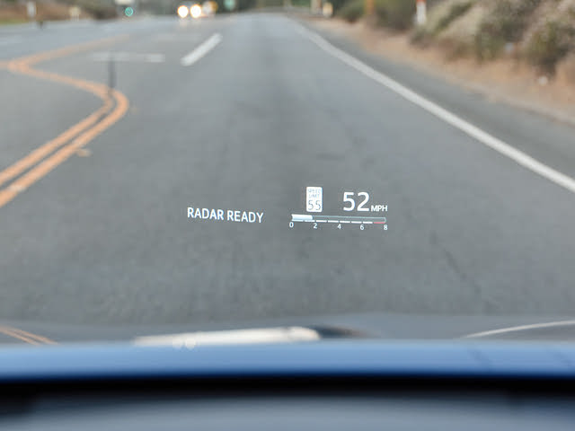 2019 Toyota Camry XSE V6 FWD, 2019 Toyota Camry XSE Head-up Display, interior, gallery_worthy