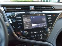 2019 Toyota Camry XSE V6 FWD, 2019 Toyota Camry XSE Entune 3.0 Radio Display, interior, gallery_worthy