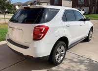 Picture of 2016 Chevrolet Equinox LS FWD, exterior, gallery_worthy
