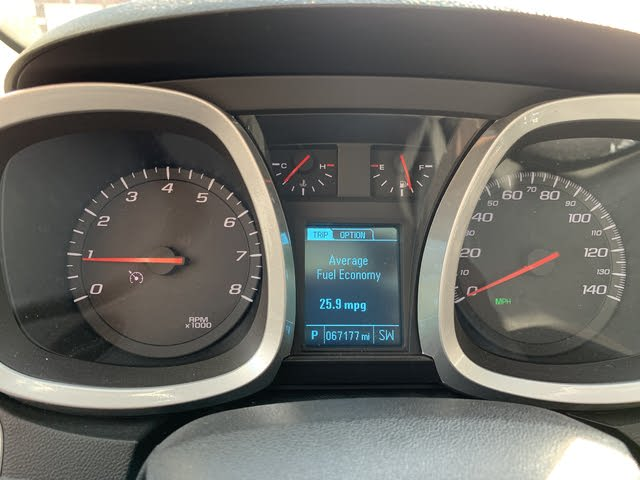 Picture of 2016 Chevrolet Equinox LS FWD, interior, gallery_worthy