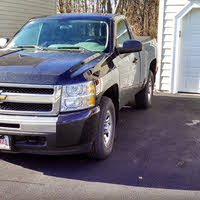 Picture of 2010 Chevrolet Silverado 1500 Work Truck 4WD, exterior, gallery_worthy