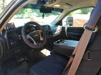 Picture of 2011 Chevrolet Silverado 2500HD LTZ Extended Cab 4WD, interior, gallery_worthy