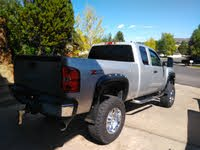 Picture of 2011 Chevrolet Silverado 2500HD LTZ Extended Cab 4WD, exterior, gallery_worthy