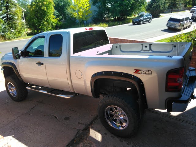 Picture of 2011 Chevrolet Silverado 2500HD LTZ Extended Cab 4WD