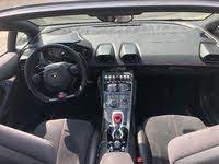 Picture of 2017 Lamborghini Huracan LP 610-4 Spyder, interior, gallery_worthy