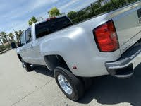 Picture of 2015 GMC Sierra 3500HD SLT Double Cab DRW 4WD, exterior, gallery_worthy