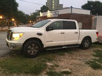 Picture of 2017 Nissan Titan SV Crew Cab, exterior, gallery_worthy