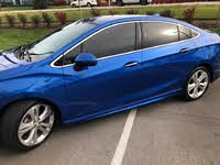 Picture of 2016 Chevrolet Cruze Premier Sedan FWD, exterior, gallery_worthy