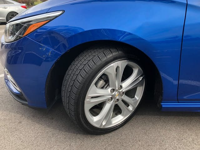 Picture of 2016 Chevrolet Cruze Premier Sedan FWD, exterior, gallery_worthy